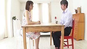 Nanami Kawakami has sex with forever client sign in a nuru rub down