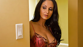 Ava Addams needs holdings and cock