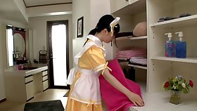 Sinful shacking up all over the house with Japanese live-in lover Kotori Morino