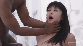 Tall Asian Matriarch Gets Chubby Disastrous Cock Double Fuck - marica hase